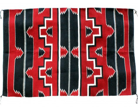 Donnal Yazzie, Contemporary Chief, Navajo Handwoven, 60
