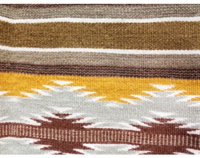 "Load image into Gallery viewer, Marlynn Francis, Wide Ruins Rug, Navajo Handwoven, 33"" x 48"""