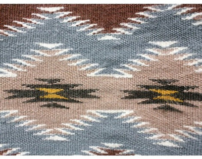 "Load image into Gallery viewer, Marlynn Francis, Wide Ruins Rug, Navajo Handwoven, 35"" x 48"""