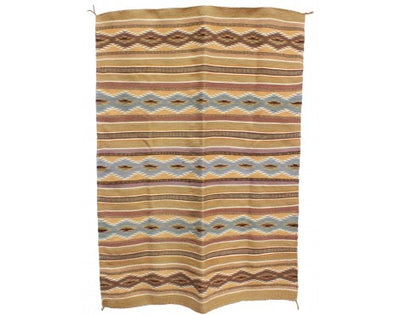 "Load image into Gallery viewer, Erma Francis, Wide Ruins Rug, Navajo Handwoven, 34"" x 44"""
