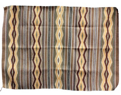 "Load image into Gallery viewer, Erma Francis, Wide Ruins Rug, Navajo Handwoven, 35 1/2"" x 51"""