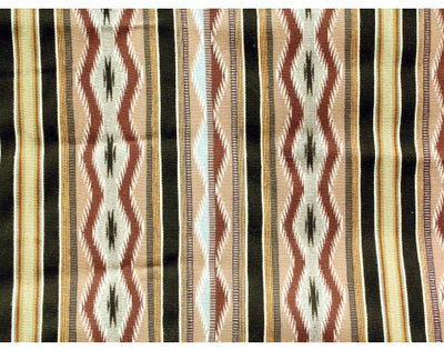 "Load image into Gallery viewer, Erma Francis, Wide Ruins, Navajo Handwoven Rug,  32 1/2""x 47"""