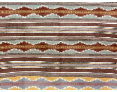 "Load image into Gallery viewer, Marlynn Francis, Wide Ruins Rug, Navajo Handwoven, 33 1/2"" x 39 1/2"""