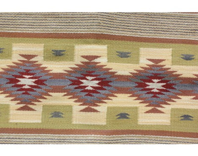 Load image into Gallery viewer, Darlene Myers, Chinle Rug, Navajo Handwoven, 18 in x 23 in