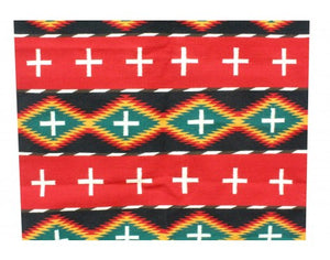 Millie Platero, Chief Pattern Rug, Runner, Navajo Handwoven, 88 in x 48 in
