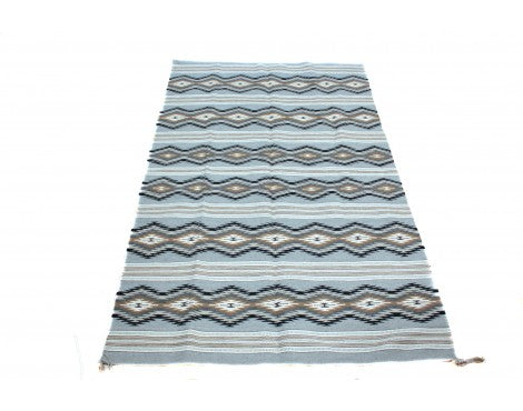 Donald Woods, Chinle Rug, Navajo Wool, Contemporary, 92
