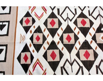 Load image into Gallery viewer, Teec Nos Pos Rug, Circa 1920 Rug Period, Navajo Wool, 96 1/2' x 63 1/2""
