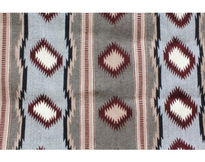 Load image into Gallery viewer, Martha Edsitty, Wide Ruins, Navajo Handwoven, 28'' x 52''