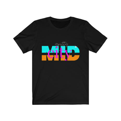 Mid City Men's Short Sleeve Tee