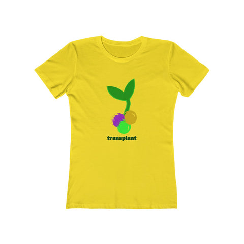 New Orleans Transplant Women's Cut T-Shirt