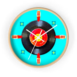 Analog Tube Wall clock