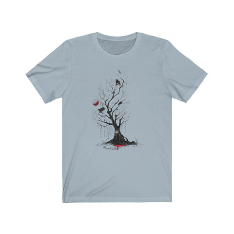 Crow Tree Unisex Heavy Cotton Tee