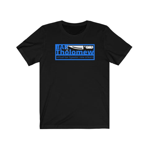 Bar Tholomew Virtual Bar Unisex Heavy Cotton Tee