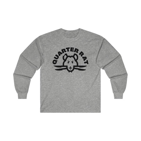 Quarter Rat  Long Sleeve T-Shirt