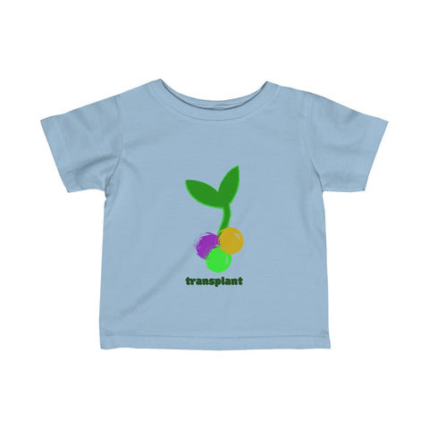 New Orleans Transplant Infant T-Shirt