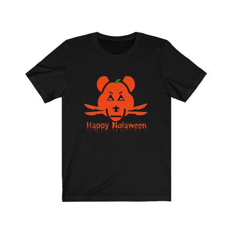 Pumpkin Rat Unisex Jersey Short Sleeve Tee