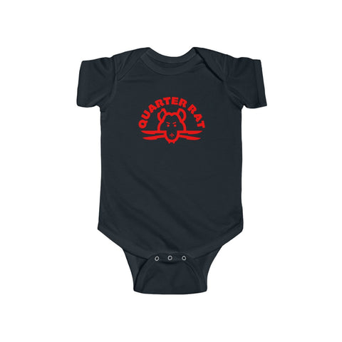 OG Quarter Rat Infant Fine Jersey Bodysuit