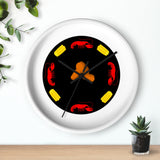 Crawfish Boil Wall clock