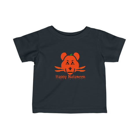Pumpkin Rat Infant Fine Jersey Tee