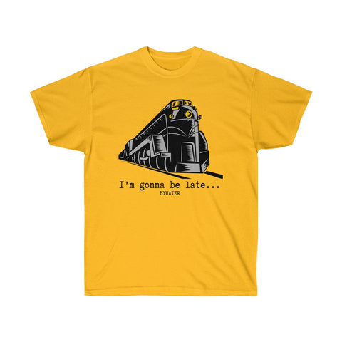 Bywater Train Unisex T-Shirt