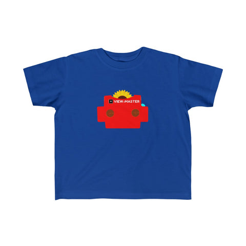 Sunflower Viewmaster Kid's Fine Jersey Tee