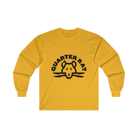 The Original Quarter Rat Ultra Cotton Long Sleeve Tee