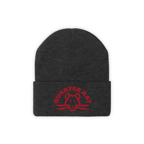 Quarter Rat Knit Beanie