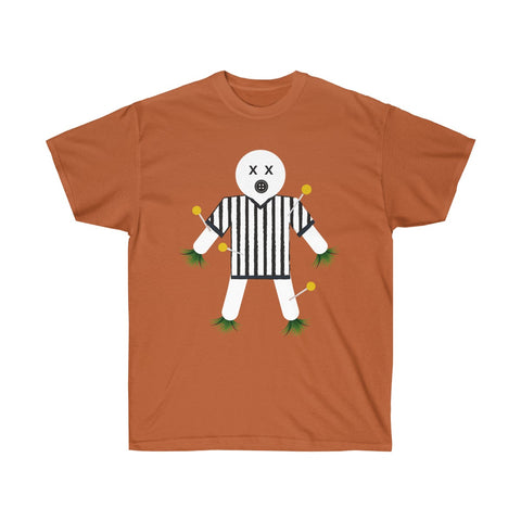 Voodoo Doll Umpire Unisex T-Shirt