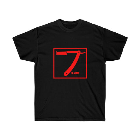 7th Ward Straight Razor Unisex T-Shirt