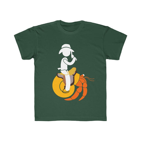 Hermit Crab Kids Regular Fit Tee