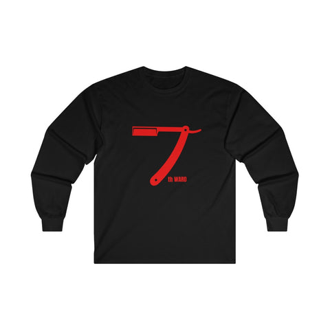 7th Ward New Orleans Ultra Cotton Long Sleeve Tee