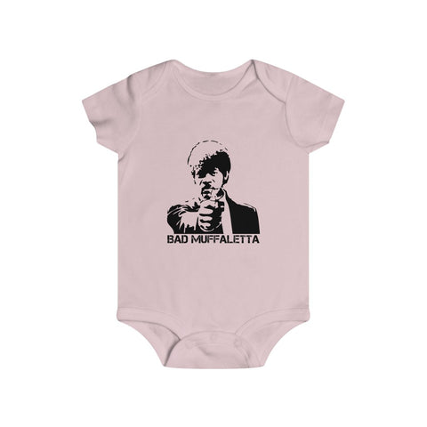 Bad Muffaletta Infant Rip Snap Tee