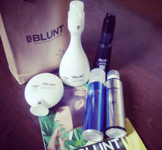 My Fashion Villa Reviews BBLUNT's Products