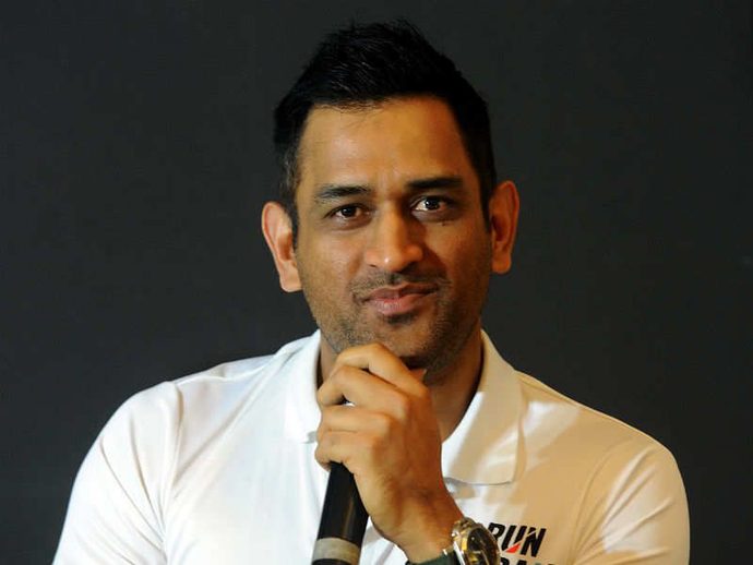 Decoding Dhoni's Coolest Hairstyles