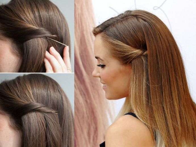 6 Ways To Make The Most Of Your Bobby Pin