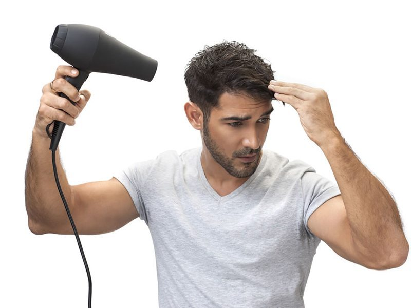 Why All Men Should Use A Hairdryer To Style Their Hair|Why All Men Should  Use A Hairdryer To Style Their Hair – BBLUNT