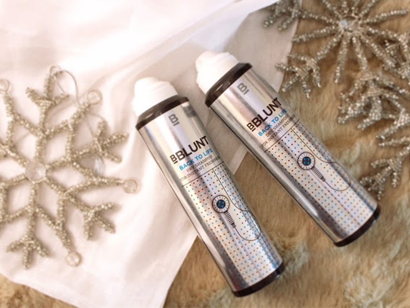 BBLUNT Back To Life Dry Shampoo | Review By Blue Velvet Addict