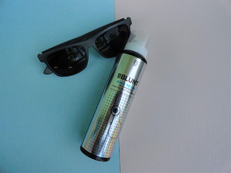 BBLUNT-Back To Life-Dry Shampoo Review By To The Gorgeous You