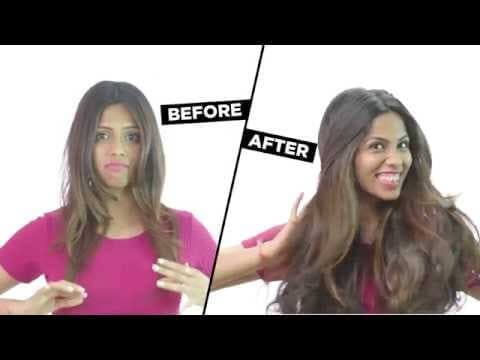 How To Use B Long Length And Volume Clip-In Hair Extension