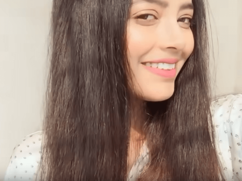 Watch How Shweta Sharma Transformed Her Hair For Diwali