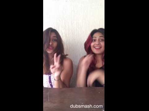 Team BBLUNT Juhu does the Dirty Little Secret Dubsmash
