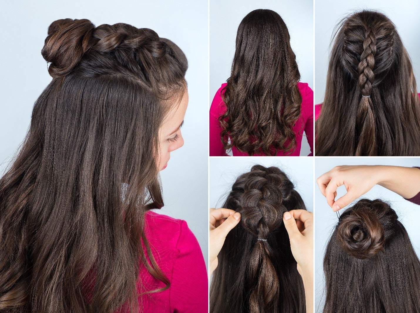 Turn Down The Heat With These Easy Hairstyles