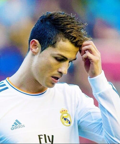 Cristano Ronaldo Hairstyles You Need To Try Bblunt