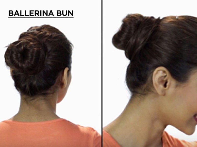 Bun Hairstyles You Need To Try