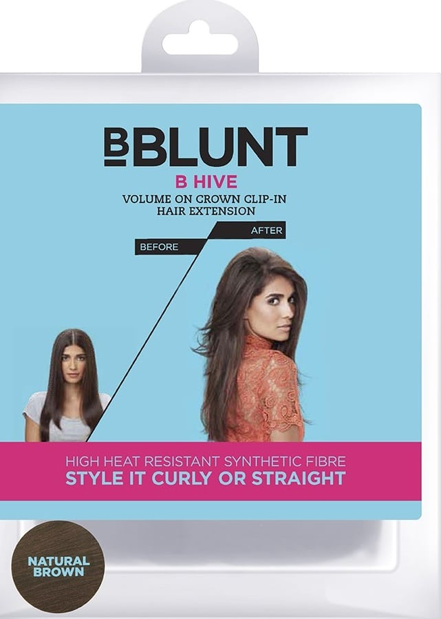 BBLUNT-B-Hive-Volume-On-Crown-Clip-On-Hair-Extension