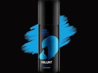 BBLUNT Temporary Hair Colours blue velvet