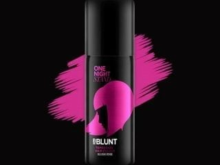 BBLUNT Temporary Hair Colours blush pink