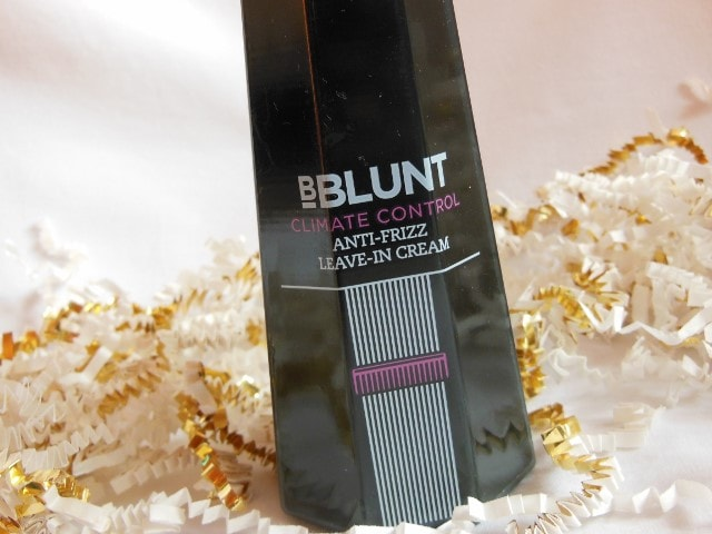 Bblunt Climate control Leave in Cream