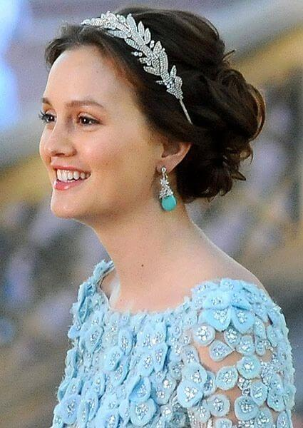 Blair Wedding Hairstyles