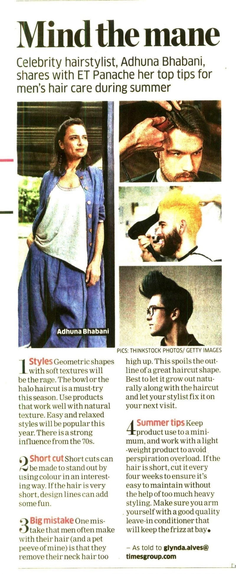 ET Panache, Pg 2, 27th April